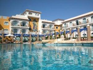 Новый год в Отеле La Laguna Spa & Golf