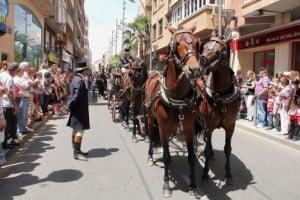 Сила. Грация. Стать: конная ярмарка в Торревьехе