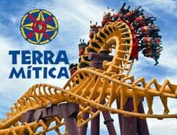 Terra Mitica парк атракционов в Бенидорме