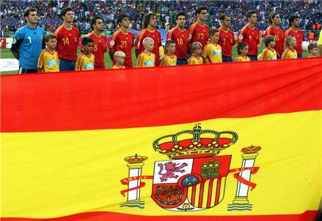 зимний футбол в испании