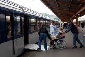 Доступность, удобство, комфорт: испанские поезда скоро будут адаптированы под потребности людей с ограниченными возможностями