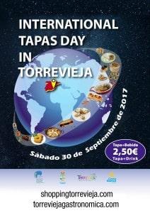II Международный Тапас день в Торревьехе