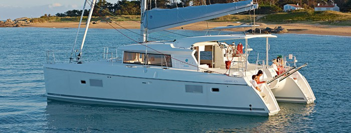 Catamarán Lagoon 38 3