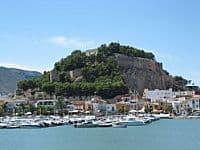Дения – курортный городок для туристов .