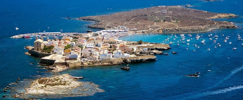Остров Табарка (Isla de Tabarca)