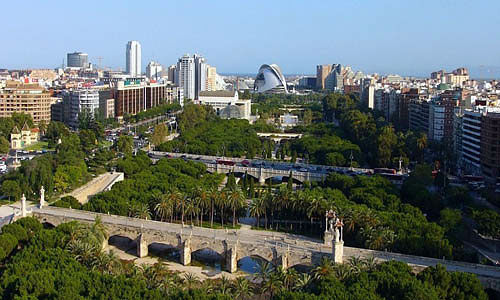 Тур в Валенсию