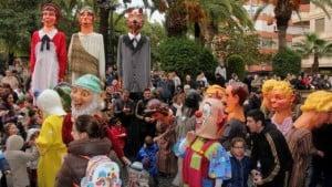 И снова праздник: Charamita в Торреьвехе