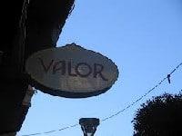 Шоколад фирмы Valor в Торревьехе