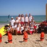 Пляжи Торревьехи под надзором спасателей