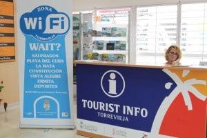 Семи ключевым объектам Торревьехи обеспечено покрытие Wi-Fi