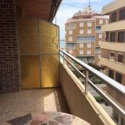 апартаменты в 50 метрах от пляжа в Торревьехе