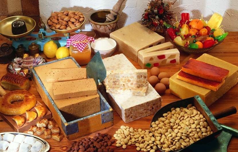 десерты Испании