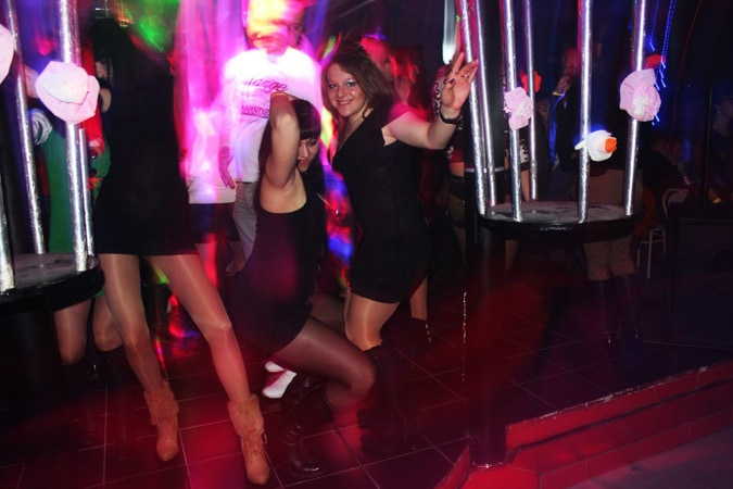 проститутки в испании