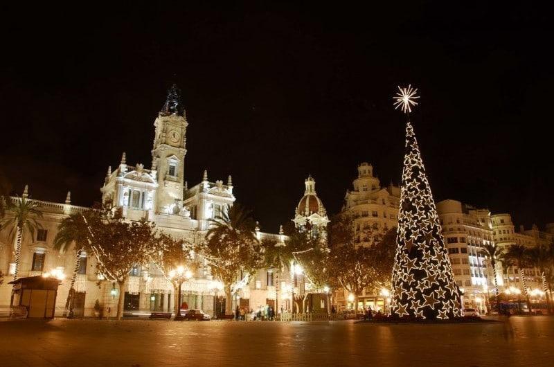 Зимний отдых в Испании
