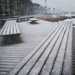 Погодная аномалия: первый с 1926 года снегопад поразил жителей и гостей Торревьехи