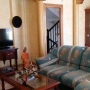 2-х этажный дом с видом на море, расположен в районе Кабо Сервера