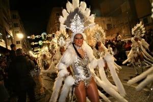 Карнавал в Агилас
