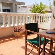 Aпартаменты с 3 спальнями в 100 м до пляжа Playa del Cura