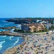 пляж Зения ла
