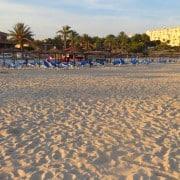 пляж ла глеа кампоамор