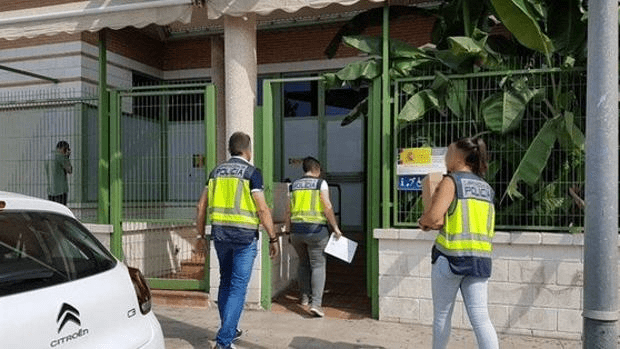 130 - круглое число: растет количество задержаных полицией в Торревьехе