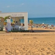 пляж La Mata Ла Мата