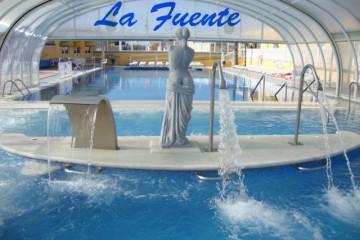 Baños de Fortuna. Горячие ванны Фортуны.