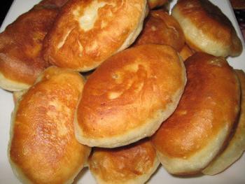 Домашние пирожки в Торревьехе