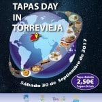 II Международный Тапас день в Торревьехе 2017