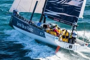 Volvo Ocean Race.