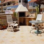 +Бунгало alto (верхний этаж) для 6 человек в 150 м от пляжа Ла Мата, Торревьеха.