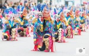 Карнавал в Бадахосе