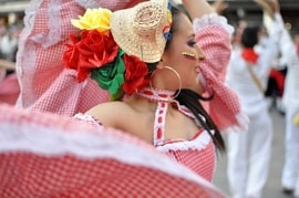 Карнавал в Сьюдад-Реале