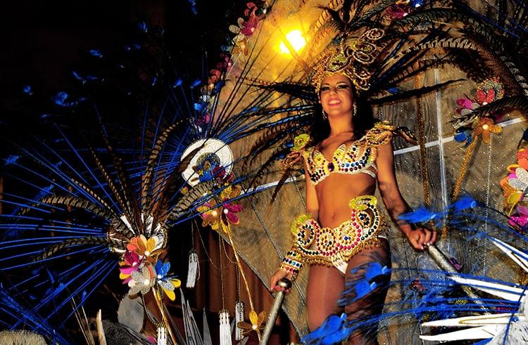 Карнавал в Винаросе