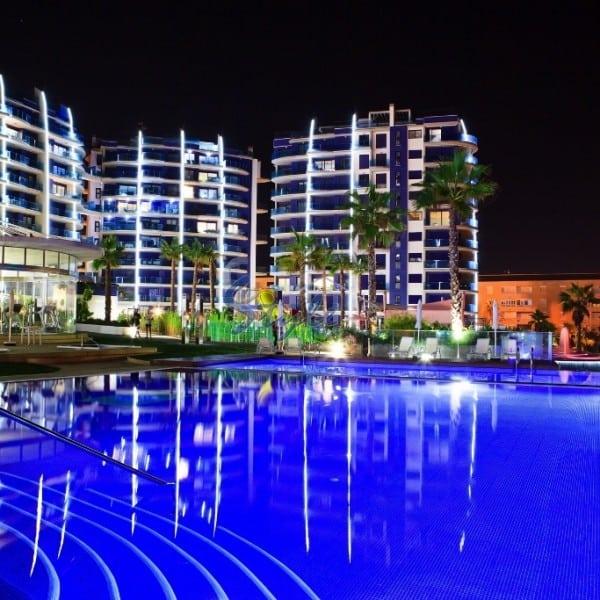 Апартаменты в аренду в элитном комплексе Си Сенсез, Пунта Прима, Коста Бланка, Испания