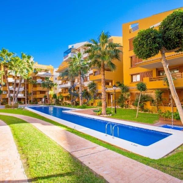 Элитные апартаменты в аренду в Пунта Приме, Коста Бланка, Испания-1