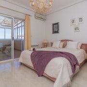 Вилла в аренду Лос Балконес, Ориуэла Коста, Испания-спальня