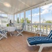 Вилла в аренду Лос Балконес, Ориуэла Коста, Испания-терраса-солярий