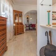 Вилла в аренду Лос Балконес, Ориуэла Коста, Испания-вход в гостиную