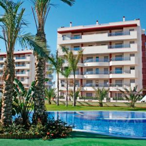 Апартаменты Arenales-5 4-6 Аликанте-3