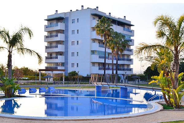 Апартаменты Arenales-5 4-6 Аликанте-5