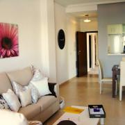 Апартаменты Arenales-5 4-6 Аликанте-гостиная
