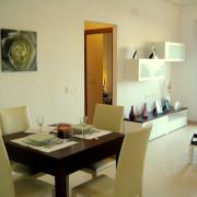 Апартаменты Arenales-5 4-6 Аликанте-столовая