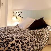 Апартаменты Arenales-7 4-6 Аликанте-спальня-1