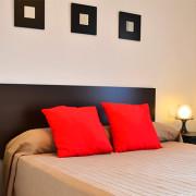 Апартаменты Arenales-7 4-6 Аликанте-спальня-2
