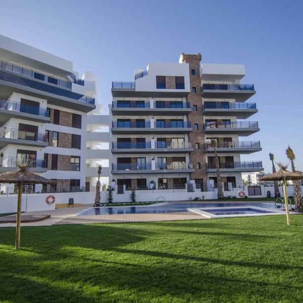 Апартаменты Arenales-8 4-4 в Эльче Аликанте-1