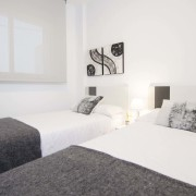 Апартаменты Arenales-8 4-6 в Эльче Аликанте-спальня-1