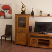 Апартаменты Azul Beach в Торревьеха (Аликанте)-гостиная1