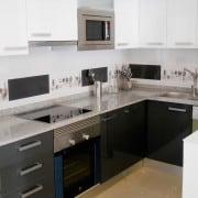 Апартаменты Azul Beach в Торревьеха (Аликанте)-кухня