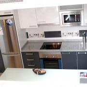 Апартаменты Azul Beach в Торревьеха (Аликанте)-кухня1